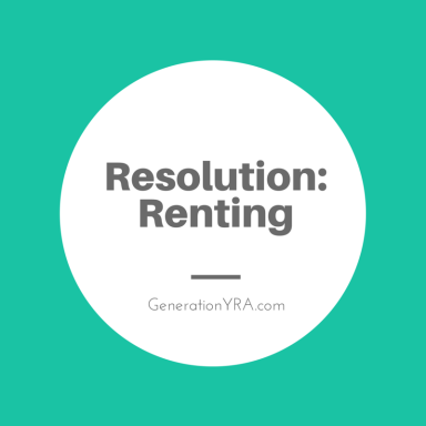 Resolution- Renting