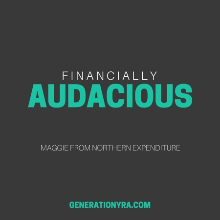 Financially Audacious Maggie